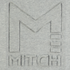 Mitch SS20 Josiah Grey Embossed T-Shirt 0003 (4342294839394)