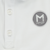 Mitch SS20 Connor Logo White Polo Top 0007 (4342295724130)