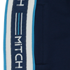 Mitch SS20 Leo Navy Logo Sweat Shorts 0012 (4342295855202)