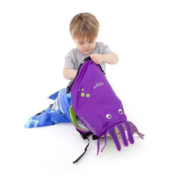 Trunki Inky the Octopus - Medium PaddlePak (762803847266)