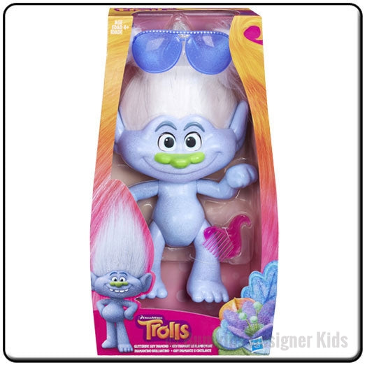 Trolls Glitterific Guy Diamond by Dreamworks - Bumkins Designer Kids (8302760977)
