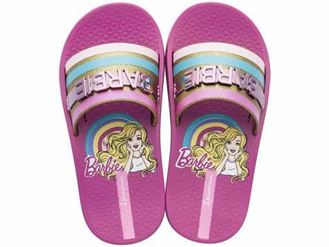Ipanema Pink Barbie Sliders 9971 (2217610903650)