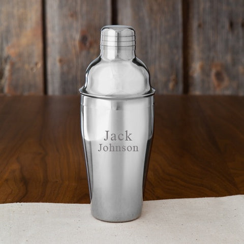 Cocktail Shaker Personalized #GC1485