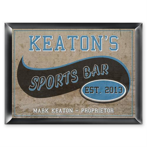 Pub Sign - Sports Bar