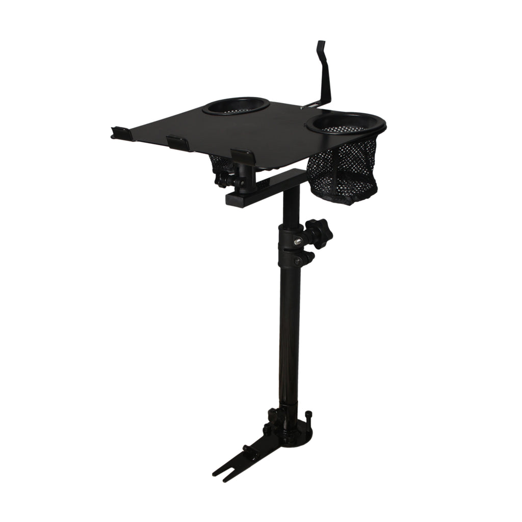 AA Products Car Laptop Mount Truck Vehicle Notebook Computer Stand Holder Tray with No Drill Bracket (K005-B1)