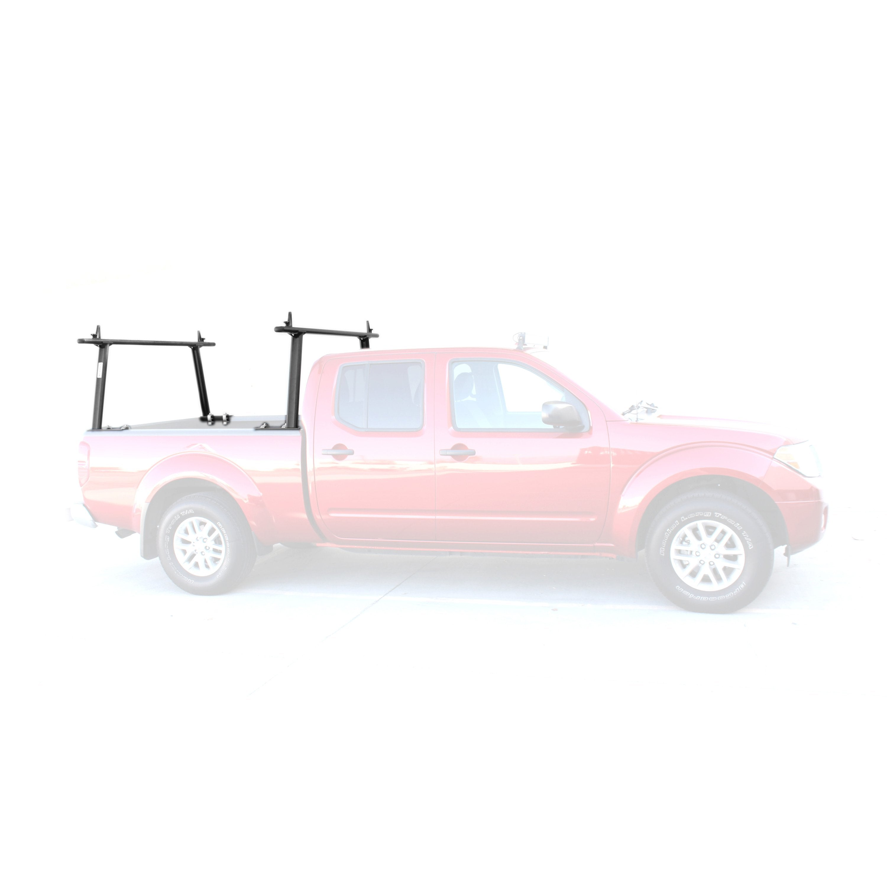 retractable system pin sr rack ladder retraxpro bed tonneau cover truck tracrac mx