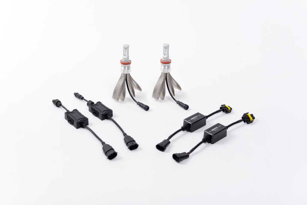 Silver-Lux LED Kit - H4 Pair (280004)