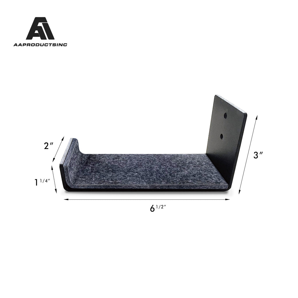 AA Products A Couple Of Aluminium Snowboard Display Wall Mount Rack (SWM-A1)