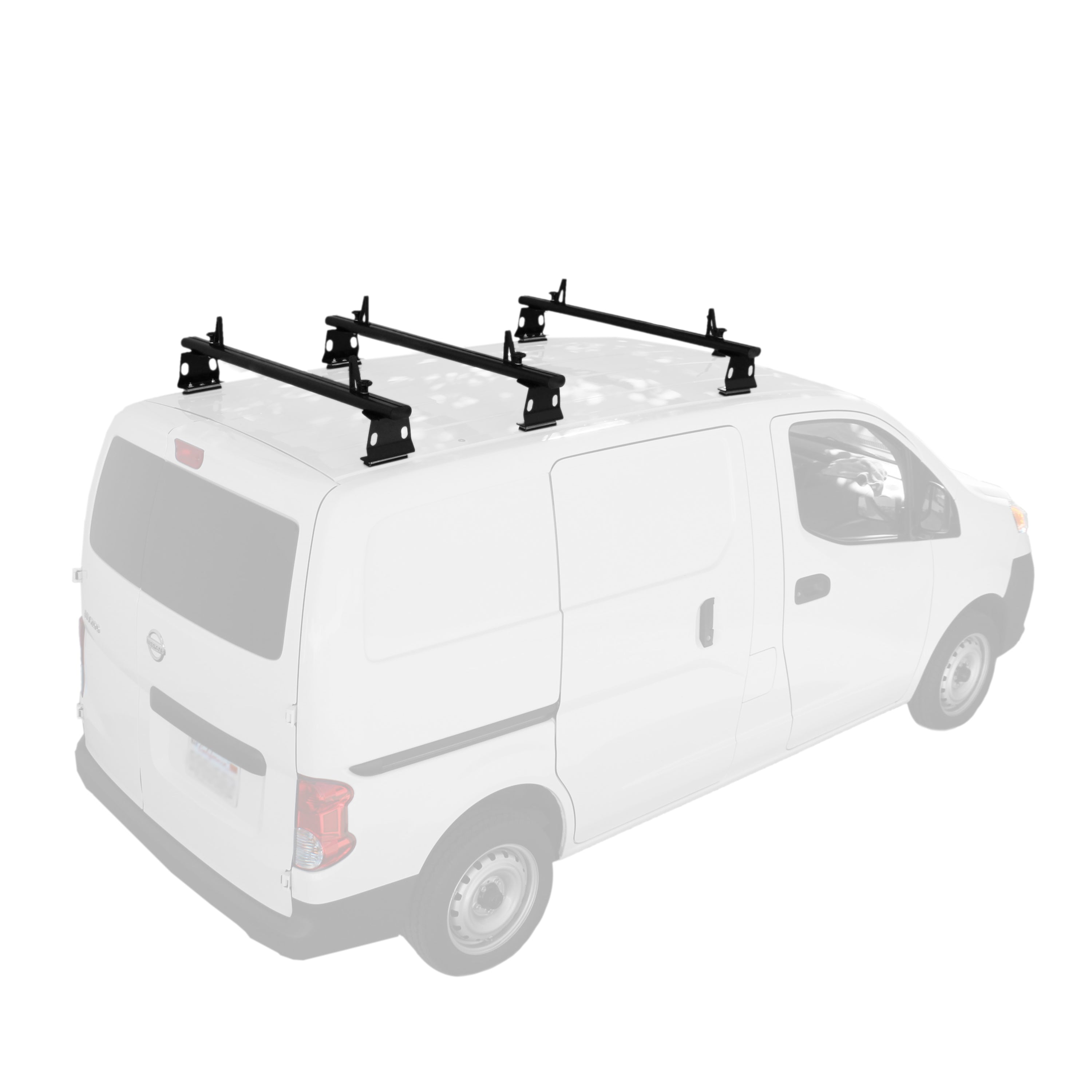 vcc with curb quick prime street rack design for ladder clamp two nissan van side crossbars