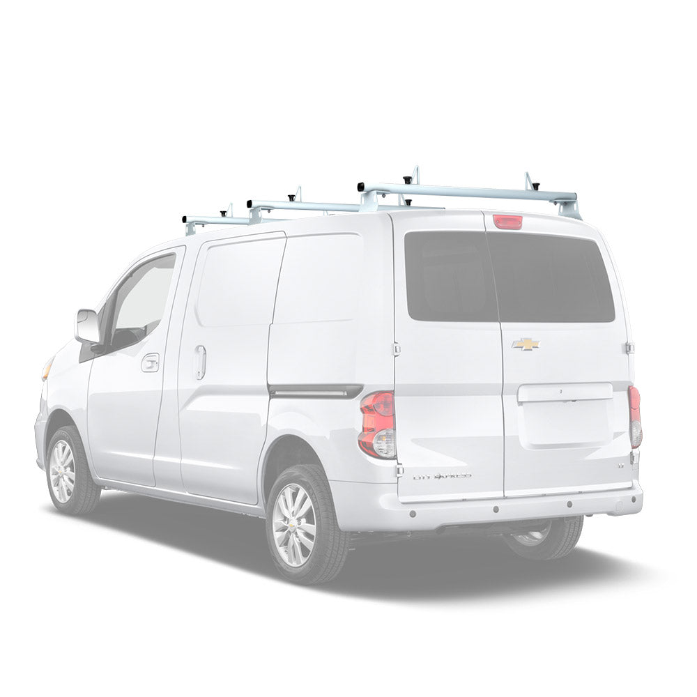 Chevy City Express Roof Racks 2013-On