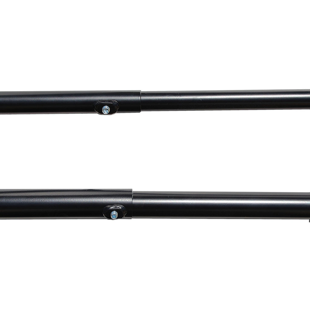 AA-Racks Adjustable Side bar with 30'' Short Over Cab. Extension for Basic Two Bar Truck Ladder Rack (P39-SC-BX2)