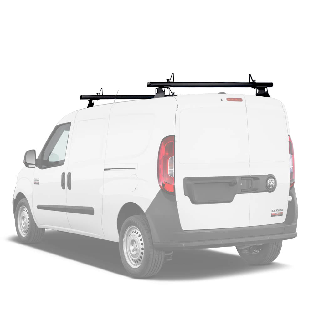 Aa Racks Van Roof Ladder Rack With Load Stops For Dodge Promaster 2014 Aluminum 50 60 Stopper Fits Ram City 2015 On Ax302 Pr