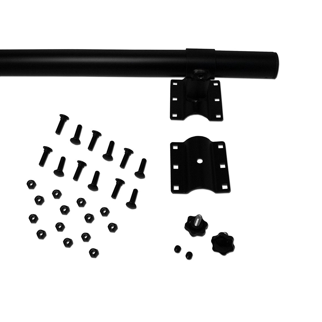 AA-Racks Pickup Truck Accessories Ladder Rack Middle Cross Bar and Rear Cross Bar (P39-MC/RC)