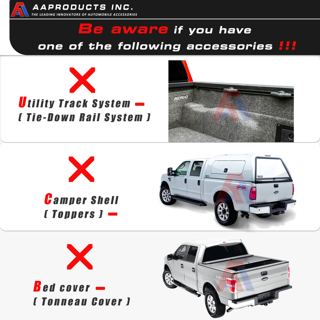 AA-Racks X31 Universal Pick-up Truck Utility Ladder Racks (X31)