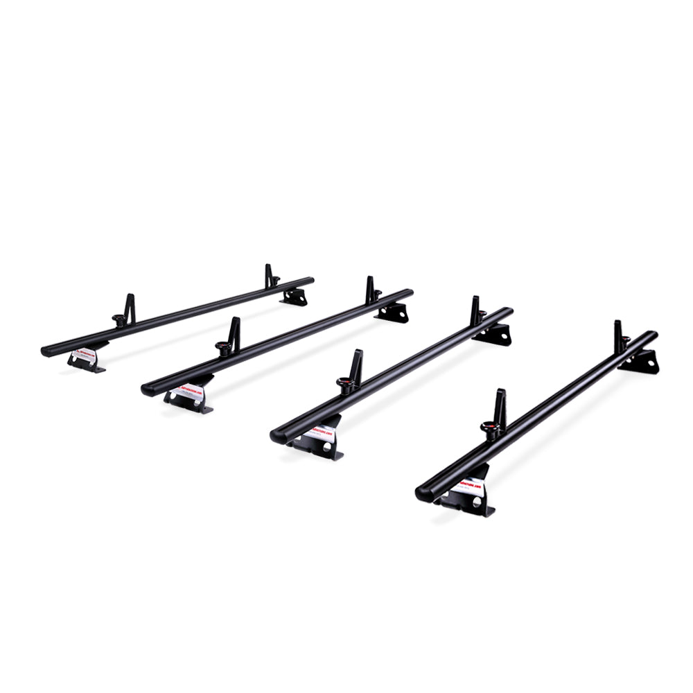 AA-Racks Aluminum Cross Bar Van Roof Rack System with Load Stops for Nissan NV 2012-On (AX312-NV)
