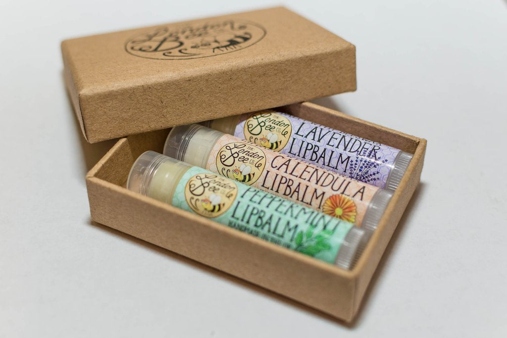 LONDON BEE COMPANY GIFT BOX SET