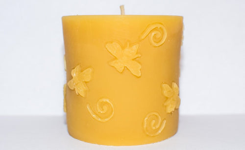 LONDON BEE COMPANY SOLID BEESWAX CANDLES