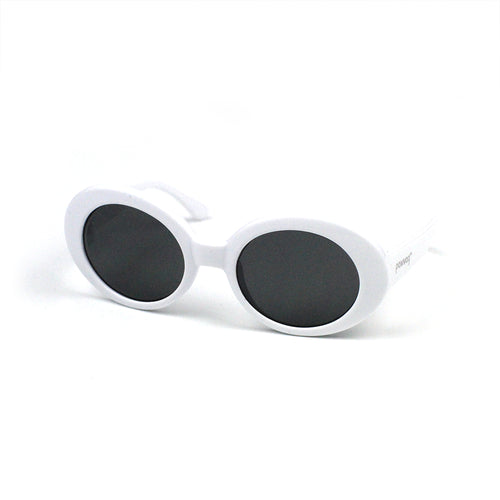 Clout Sunglasses in White by The Paw Wag Company for Cats and Small Dogs.  Fashion Pet Glasses and Sunglasses.