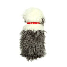 Terrier Charm Collar in Red by The Paw Wag Company