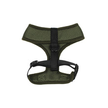 Paw Wag Harness in Hunter Green by The Paw Wag Company