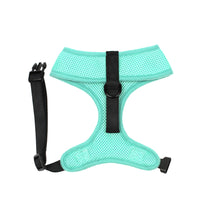 Paw Wag Harness in Turquoise by The Paw Wag Company