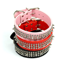 Spikes and Studds Collar by The Paw Wag Company
