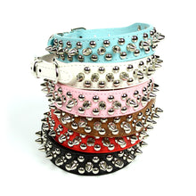 Petite Spiked and Studded Collar by The Paw Wag Company