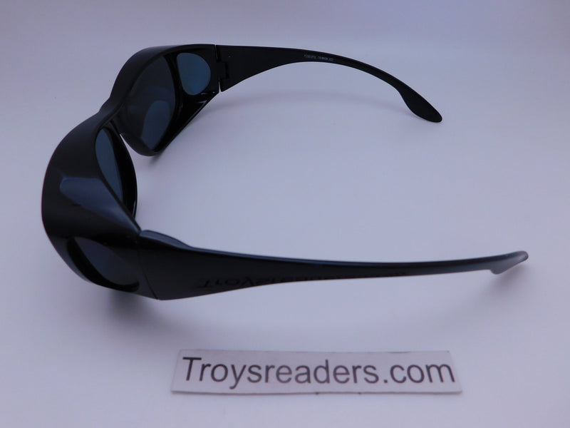 63mm Polarized Fit Over in Two Colors Fit Over Sunglasses