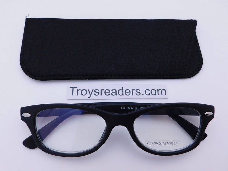 Blue Light Blocking Readers In Two Colors Reader with Display