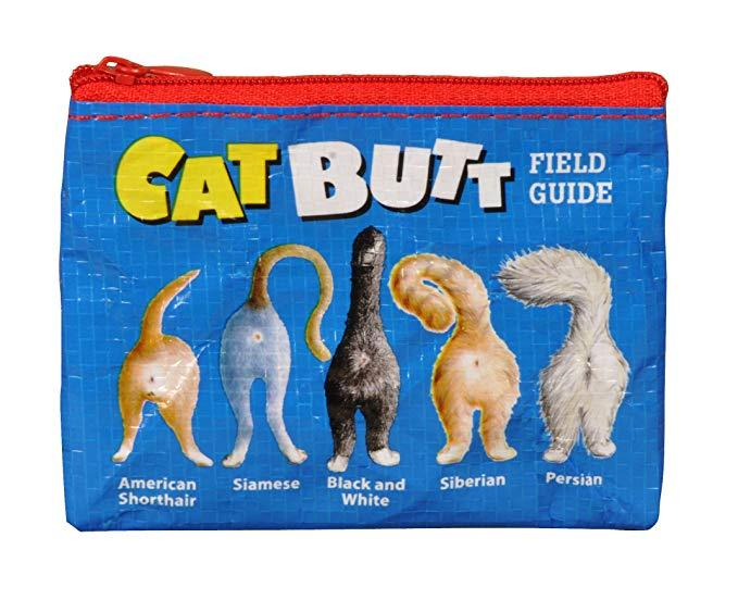 BlueQ Coin Purse Cat Butt Coin Purse