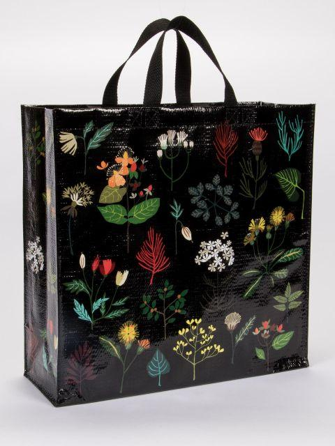 BlueQ Shopper Plant Study Shopping Bag