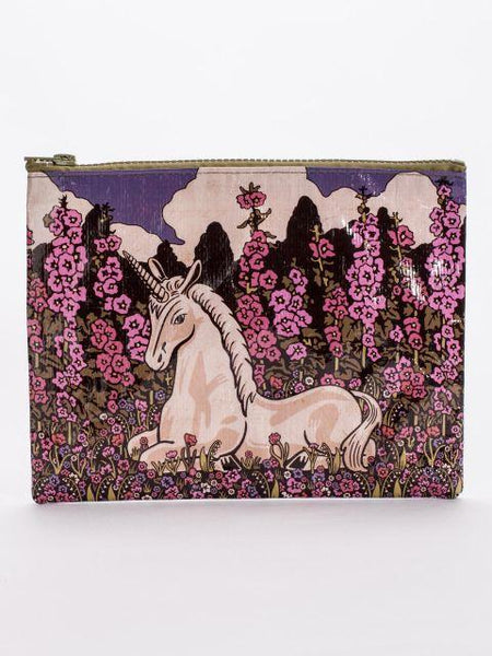 BlueQ Zipper Pouch Unicorn Zipper Pouch