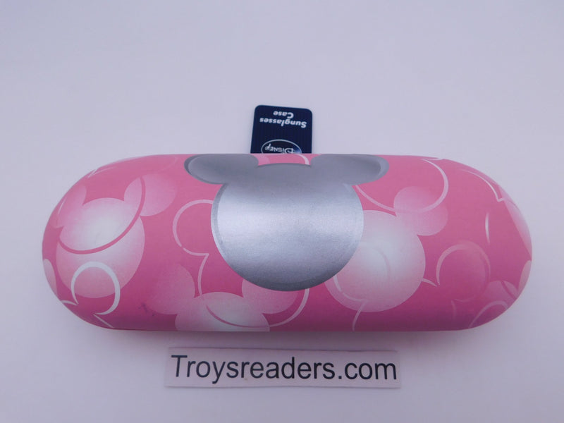 Character Cases for Glasses in Five Characters Cases Pink Mickey