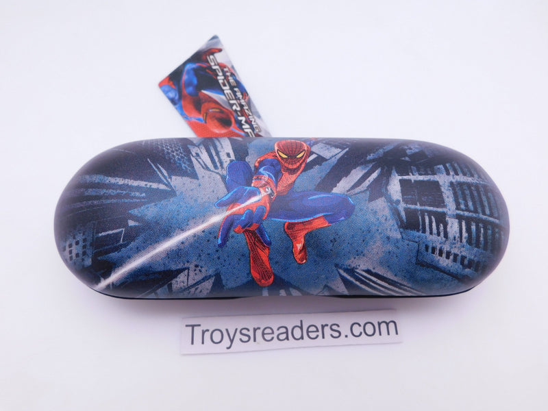 Character Cases for Glasses in Five Characters Cases Spiderman