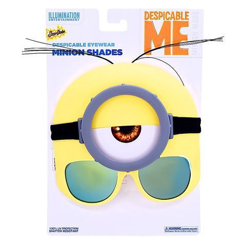 Despicable Me Stuart Sun-Staches Sun-Staches