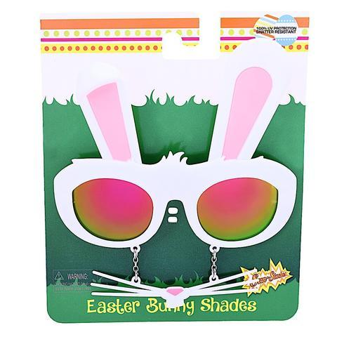 Easter Bunny Sun-Staches Sun-Staches