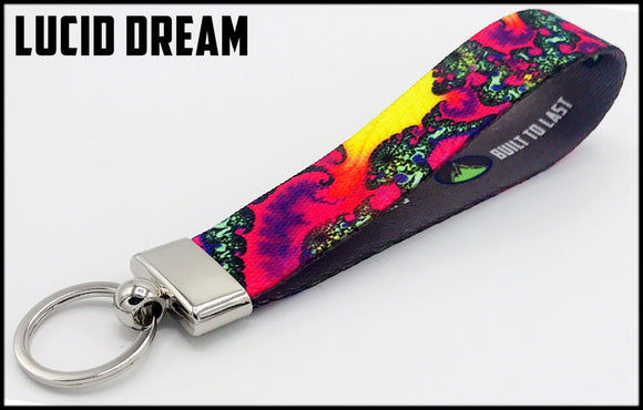 Executive Key Fob In 30 Styles Lanyard Lucid Dream