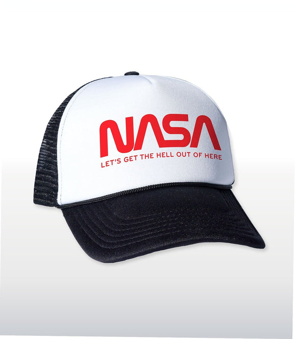 Headline NASA Trucker Cap Hats