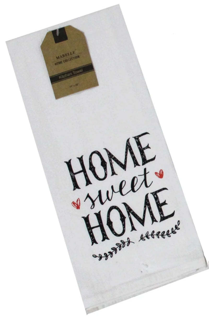 Home Sweet Home Dish Towel Dish Towel