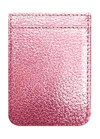 iDecoz Rose Gold Faux Leather Pocket Idecoz