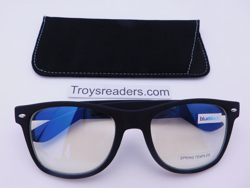 iWear Blue Light Blocking Readers (No Strength) Reader with Display