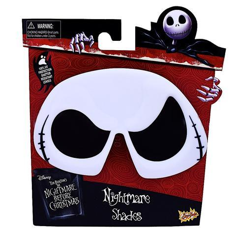 "Jack Skellington ""Nightmare Before Christmas"" Sun-Staches Sun-Staches"