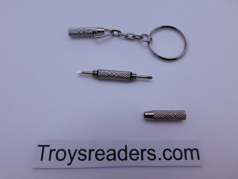 Keychain Screwdriver Counter Display