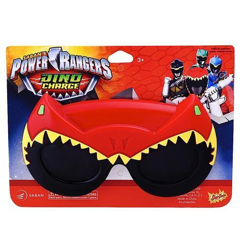 "Kids Red ""Power Ranger"" Sun-Staches Sun-Staches"