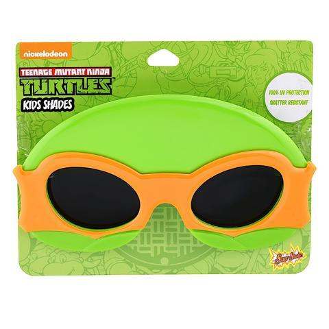Kids Teenage Mutant Ninja Turtle Michaelangelo Sun-Staches Sun-Staches