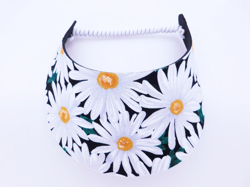 Miracle Foam Sun Visor Big Daisys Foam Visors