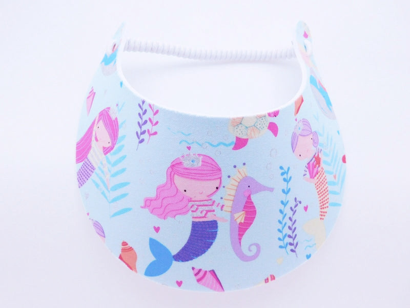 Miracle Foam Sun Visor Mermaids Foam Visors
