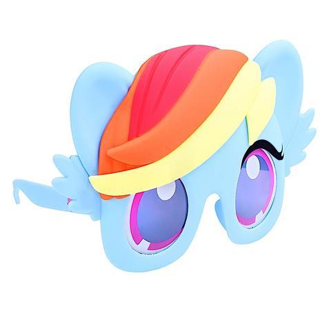 My Little Pony Kids Rainbow Dash Sun-Staches Sun-Staches