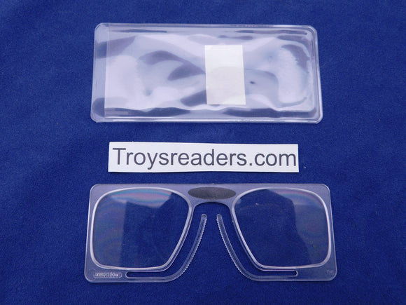 Nose Resting Readers Reader with Display