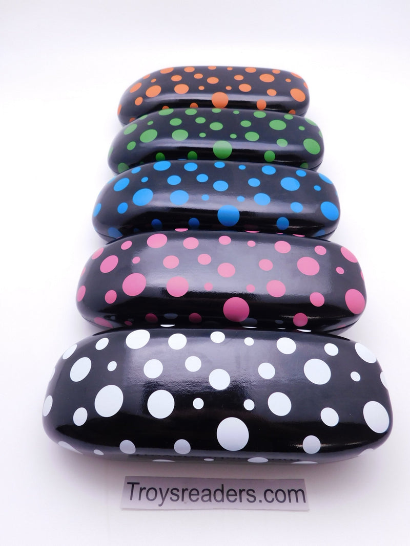 Pocket Polkadot Glasses Hard Case in Four Colors Cases